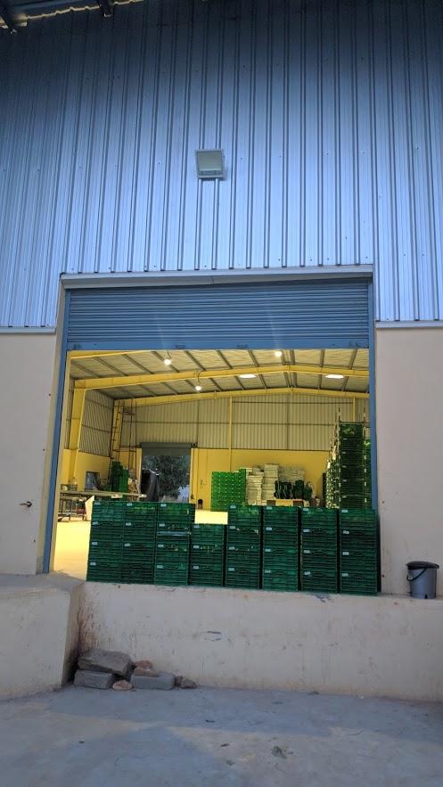 farmers Mandi warehouse
